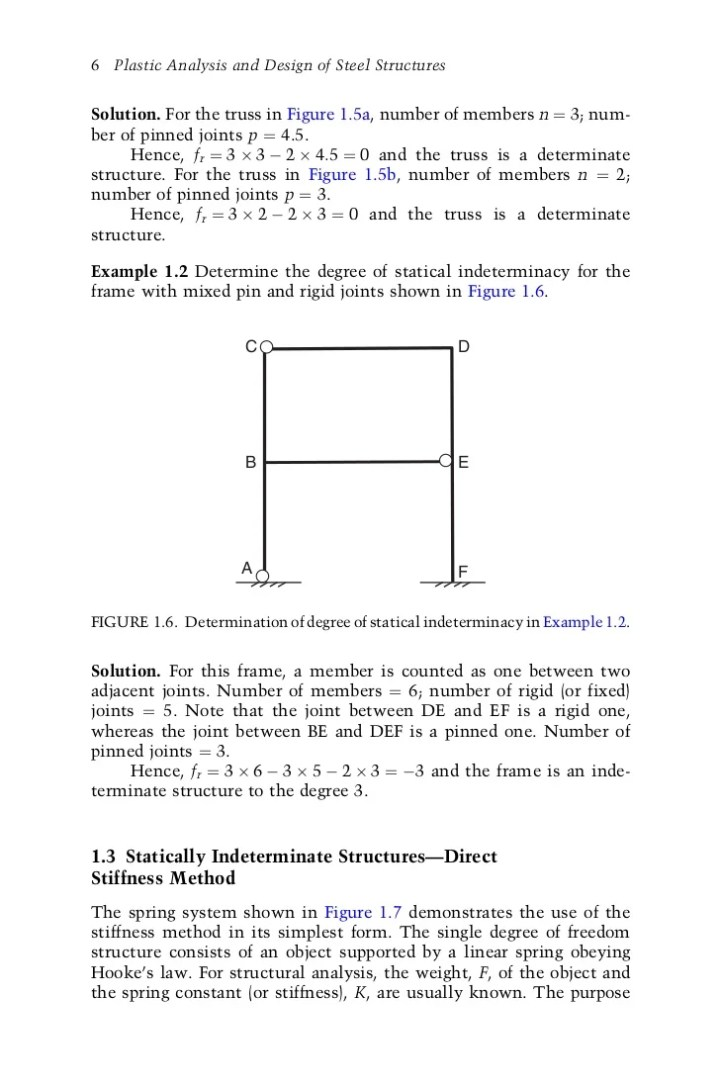 Analysis Of Framed Structures Pdf | damnxgood com