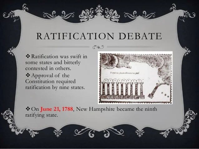 Madison Patrick About Ratification 1787 Henry Cartoons And James