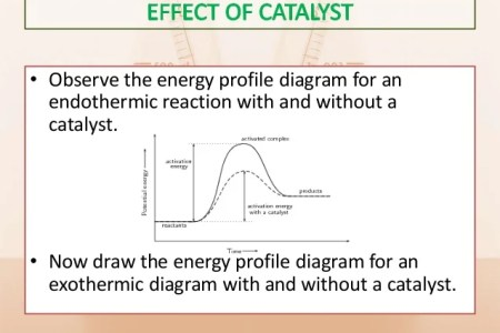 Free Graph Quadrant Endothermic Graph With Catalyst Graph Quadrant