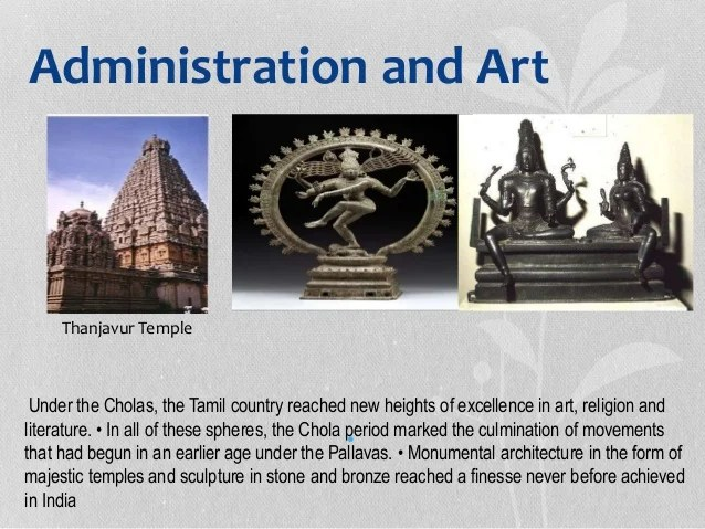 Chola empire + their rule + timeline +the rulers
