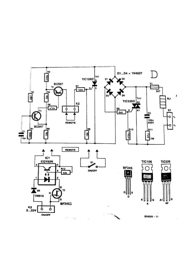 Voltage Converter 240 V AC to 110 V AC Circuit Diagram