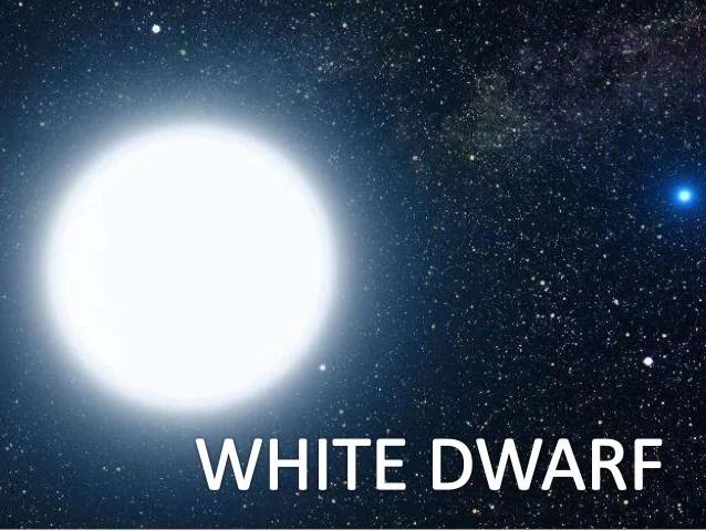 Neutron stars and white dwarfs