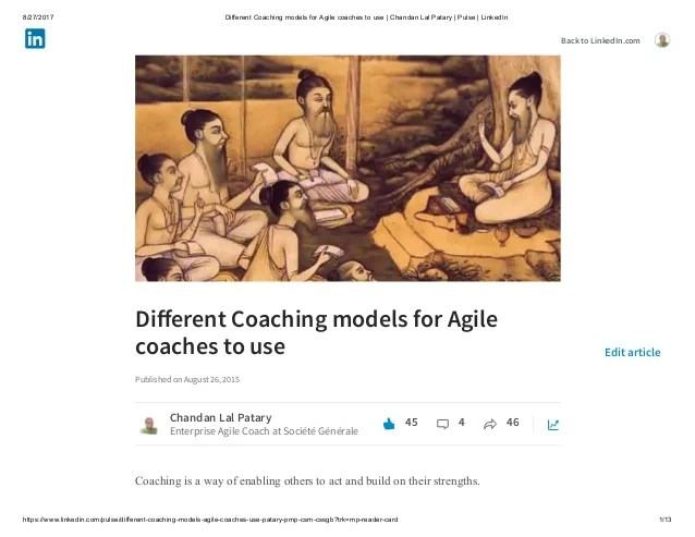Coaching Sutra   Book for Agile Coaches 15
