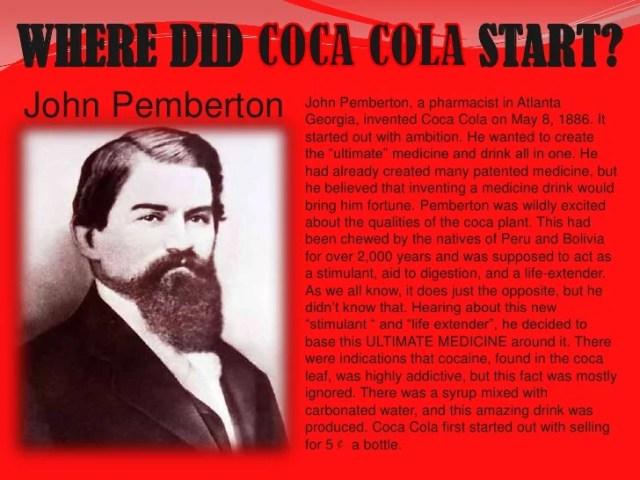 Image result for of John Pemberton