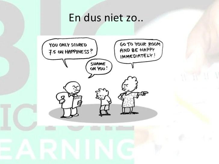 Collegiale presentatie big picture learning