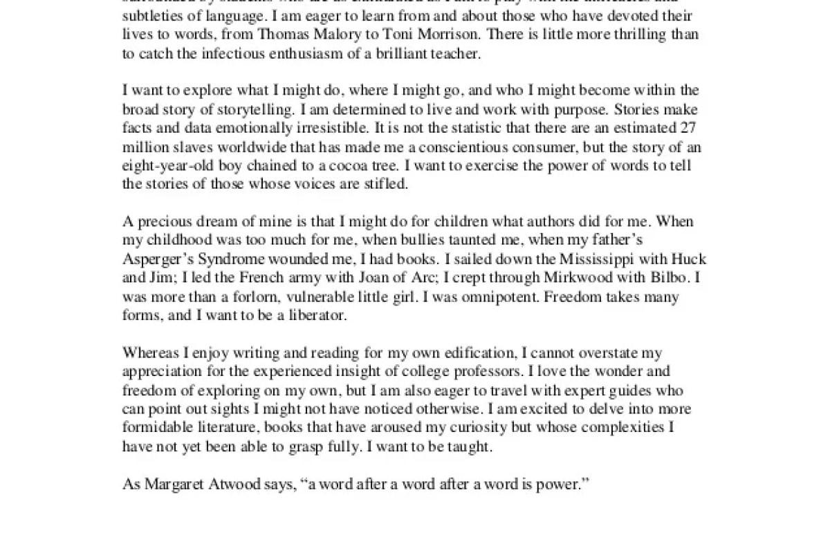 Essay of my life