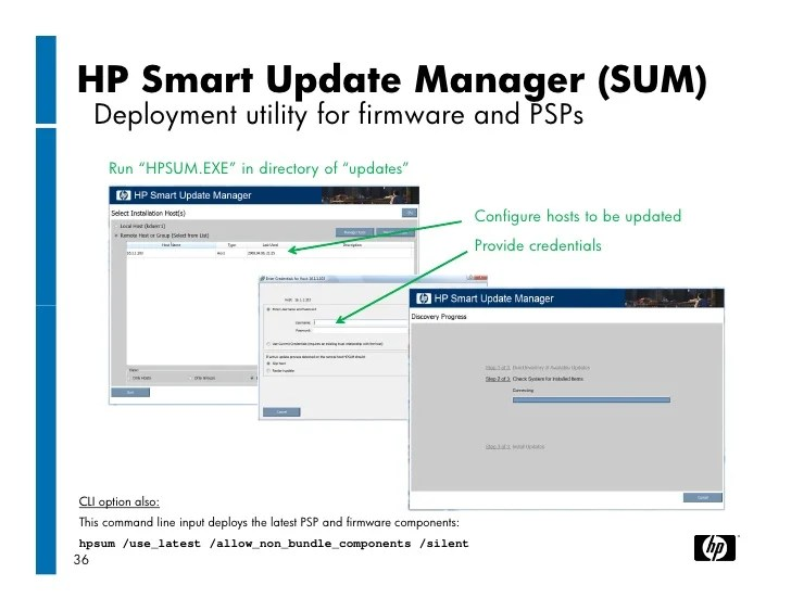 Hp Lights Out Online Configuration Utility Linux