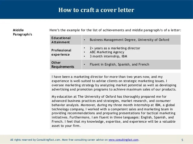 Cover letter for customer service consultant business resume writers ...