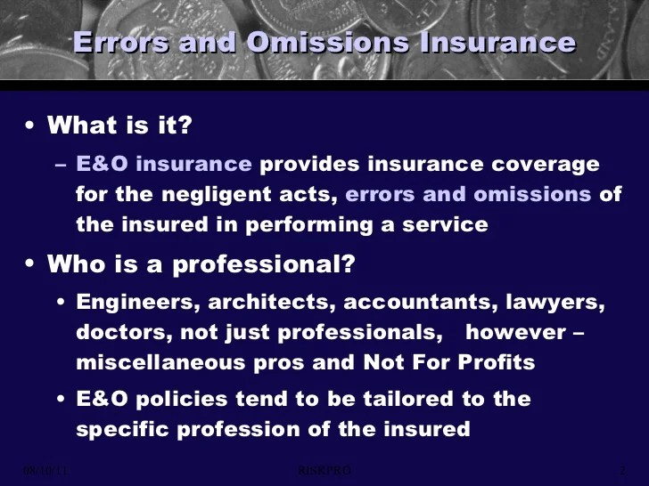 Image Result For Accountants Professional Liability Insurance
