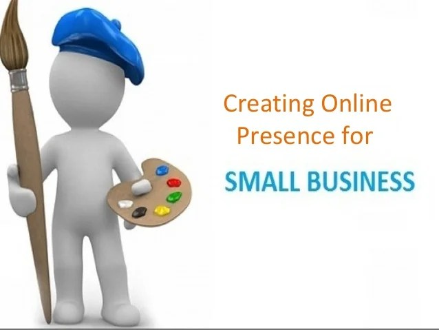 Create your online business presence - amazing tool for ...