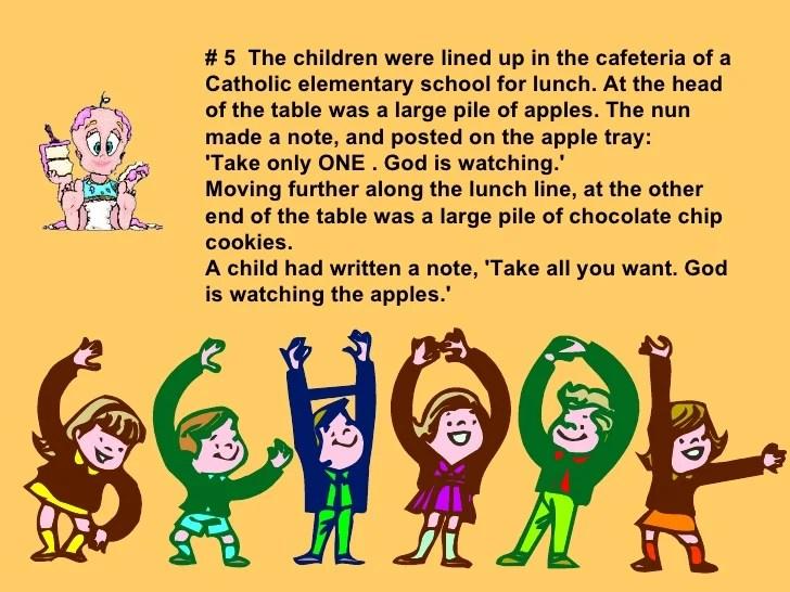 Funny Jokes 4 Graders