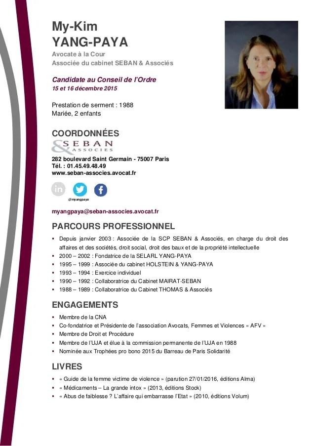 CV De My Kim Yang Paya