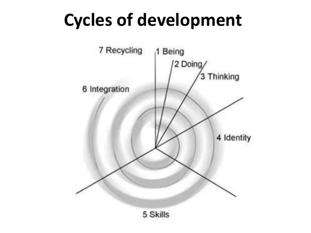 Cycles of Developement - Pamela Levin - Transactional Analysis