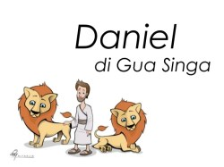 Daniel Di Gua Singa Daniel In The Lion S Den