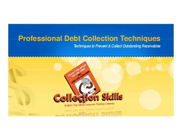 Debt Collection Training