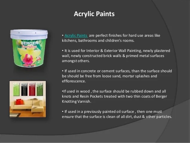What Is The Difference Between Interior And Exterior Latex Paint: Billingsblessingbags.org
