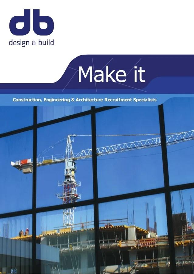 Design & Build brochure