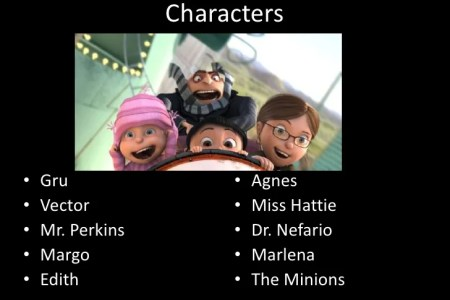 Despicable Me 2 Edith Quotes