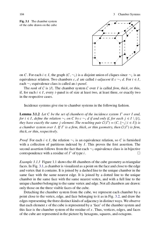 Diagram geometry
