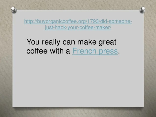 Image Result For Where Can I Buy A French Press Coffee Makera