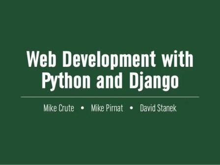 Image result for Learn basics of web development through Django training