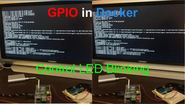 Docker + qemu on x86 for raspberry pi