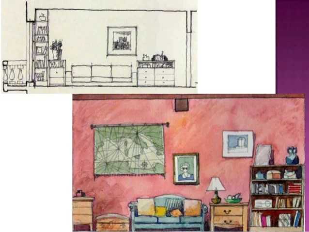 Drawing for Interior Design Part 2 13  The drawings