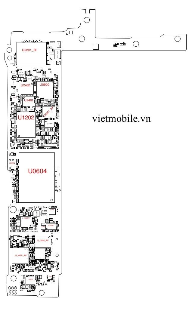 iPhone 6 Plus Schematic Full_vietmobilevn