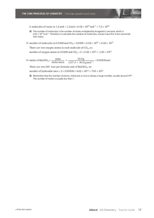 Teaching Transparency Worksheet 18 The Periodic Table Answers