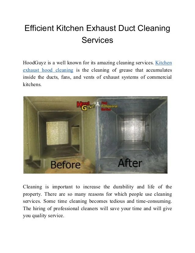 best extractor fan cleaning services