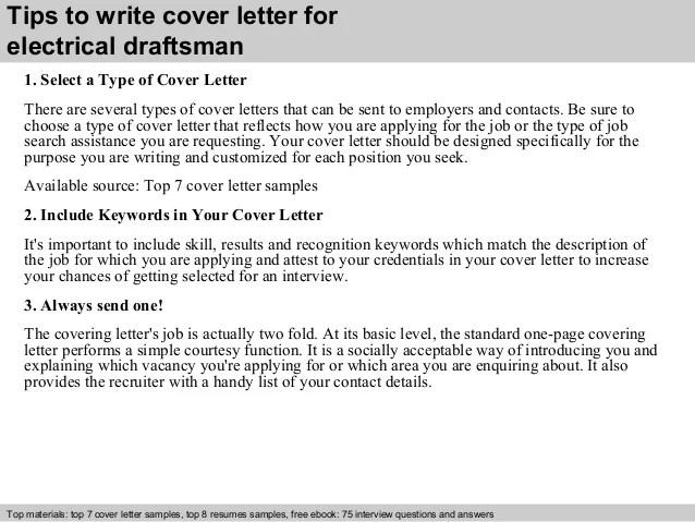 Cover Letter Draftsman | mamiihondenk.org