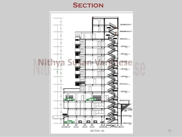 Electrical system design of garden project at belhaven (10 Storey Hig…