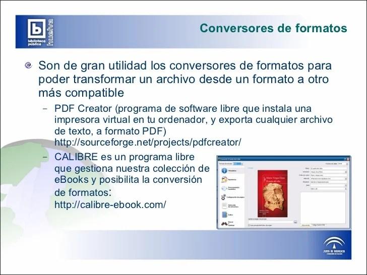 El E-book Y El Futuro Del Libro Y Las Bibliotecas