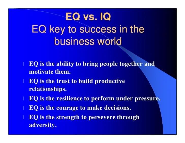 Image result for images on eq & i q