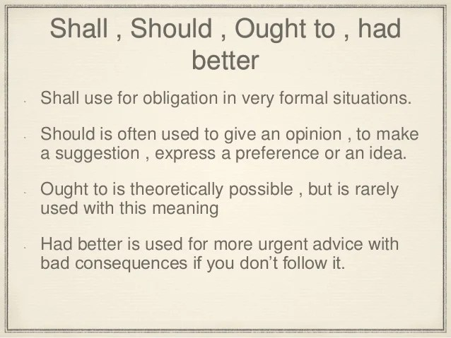 「shall should」的圖片搜尋結果
