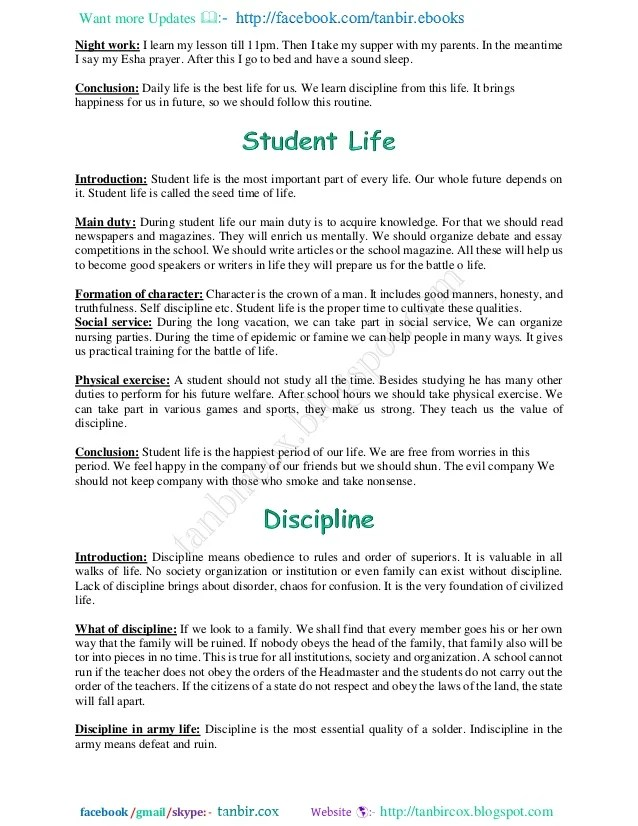 value of discipline in school essay The role of discipline in schools education essay i am a christian with have high moral values and and barbara coloroso for their stance on discipline.