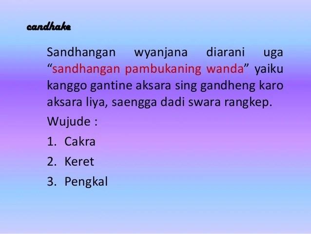 Sandhangan Mandaswara Yaiku