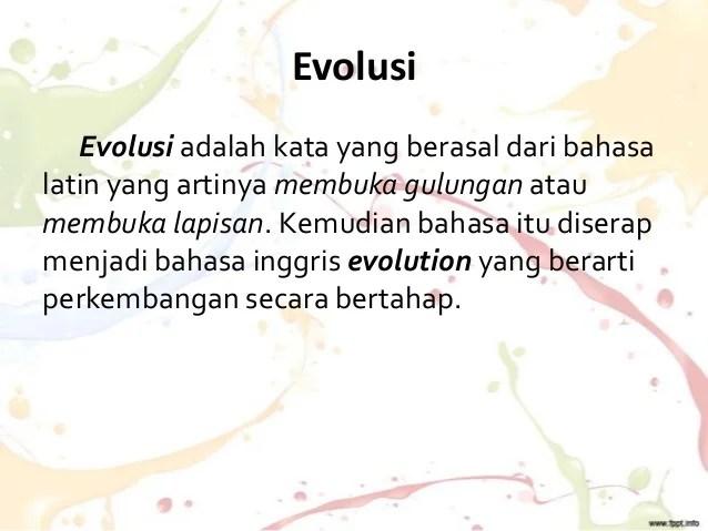 Ahli biologi evolusi ernst mayr menguraikan logika teori seleksi alam darwin. Evolusi