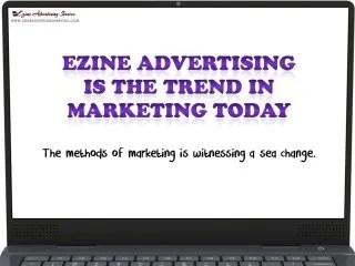 ezine advertising