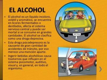 Resultado de imagen de alcohol y accidentes de trafico