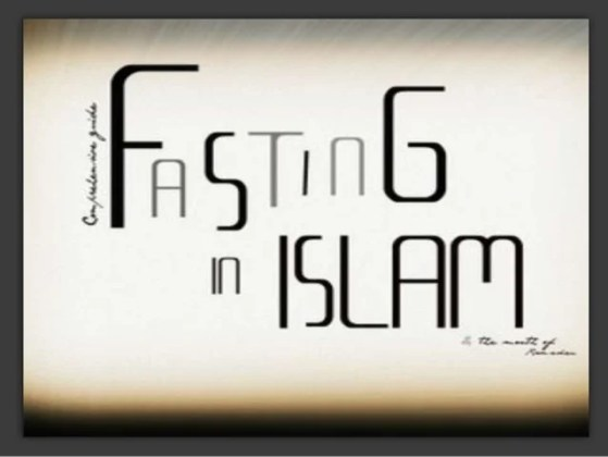 Fasting in Islam   COMPARATIVE RELIGION   Fasting in IslamMuslim s fast in the month ofRamadan  Ramadan is a time  ofspiritual reflection and