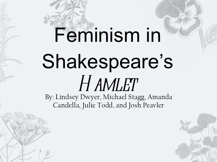 Powerpoint Reading Shakespeare