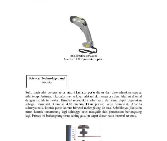 Pyrometer Optik   Bagaimanakah Cara Mengukur