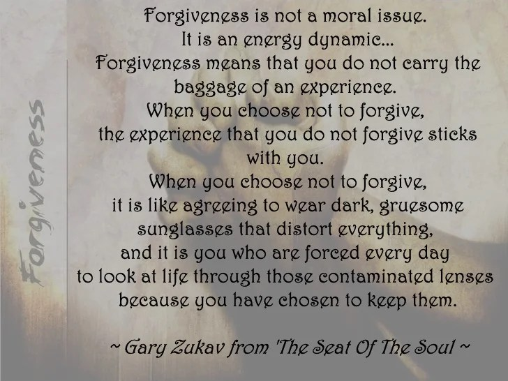 forgiveness new year quotes