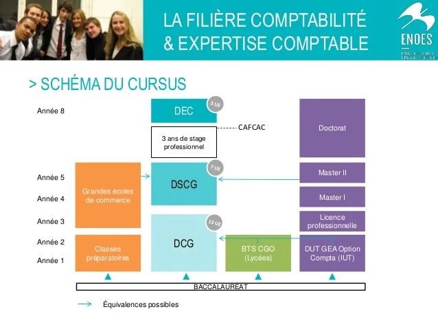DCG DSCG DEC Tout Savoir Sur Les Formations Aux