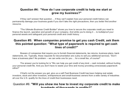 How to build business credit without personal guarantee free business credit by kimberly nelson issuu unsecured business credit cards awesome build business credit unsecured business credit cards inspirational how to reheart Images