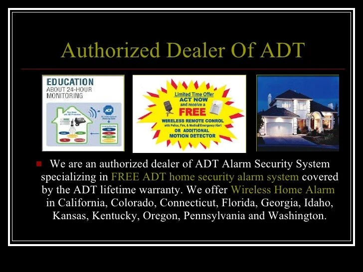 Brinks Home Security Adt