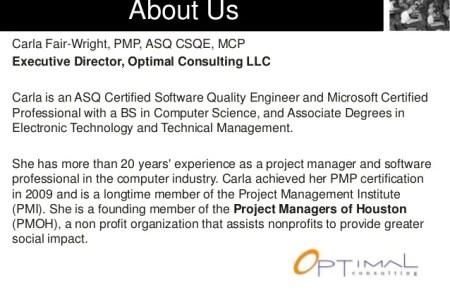 Beautiful Project Management Certification Houston Pattern - Online ...