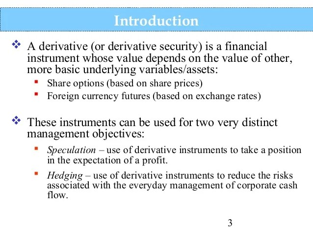 Security Financial Instrument Definition