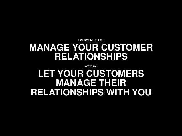quotes customer relationship management